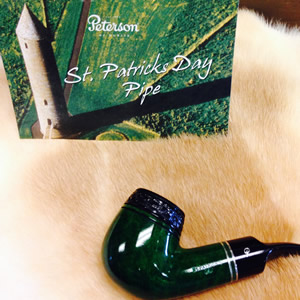 petersons st.pattys day pipe 2015