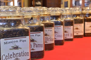 pipe tobacco jars