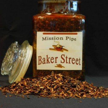 The New Baker Street Pipe Tobacco