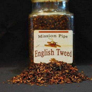 English Tweed Pipe Tobacco