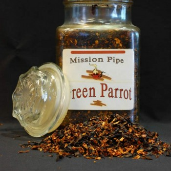 Green Parrot Pipe Tobacco